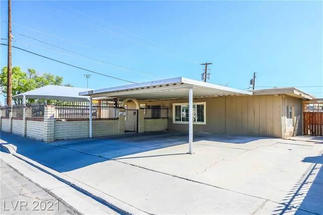 2126 Mccarran Street, North Las Vegas, NV 89030 (MLS #2282754) :: Signature Real Estate Group