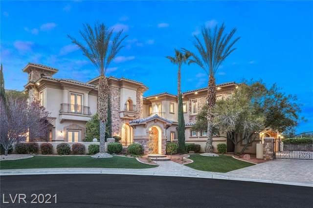 8514 Verde Park Circle, Las Vegas, NV 89129 (MLS #2282772) :: Jack Greenberg Group
