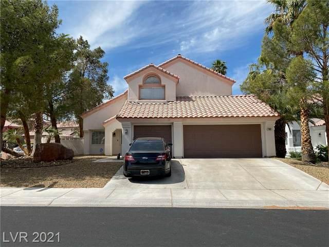 7820 Cape Vista Lane, Las Vegas, NV 89128 (MLS #2282784) :: Custom Fit Real Estate Group