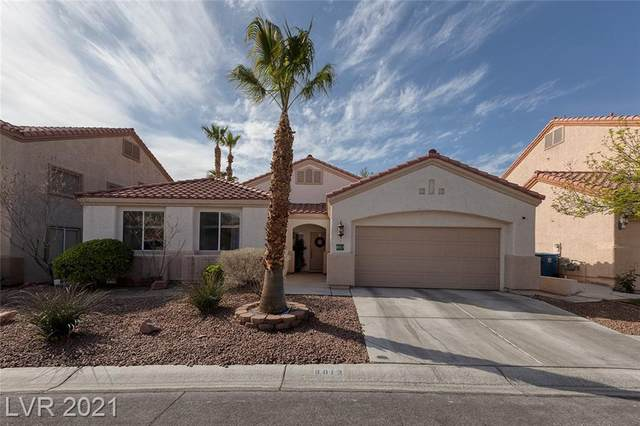 8013 Nestled Vista Avenue, Las Vegas, NV 89128 (MLS #2282802) :: Signature Real Estate Group