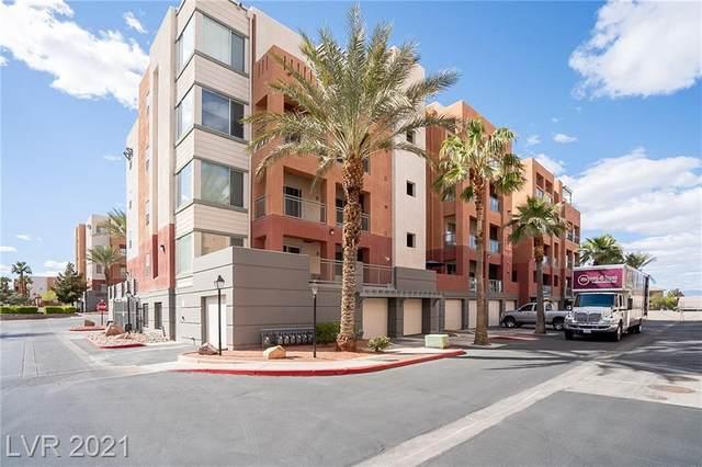 91 Agate Avenue #409, Las Vegas, NV 89123 (MLS #2282830) :: Signature Real Estate Group