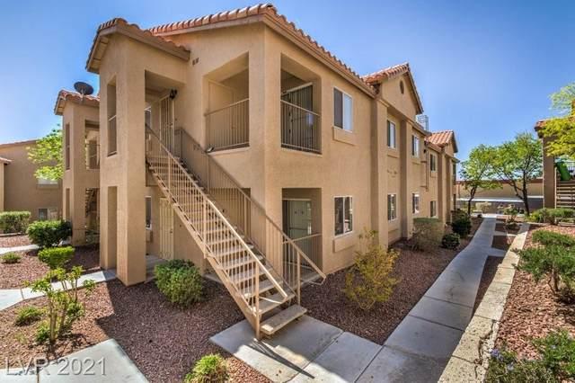 2110 Los Feliz Street #2097, Las Vegas, NV 89156 (MLS #2282834) :: Signature Real Estate Group