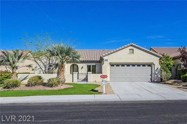 2130 Sawtooth Mountain Drive, Henderson, NV 89044 (MLS #2282836) :: Signature Real Estate Group