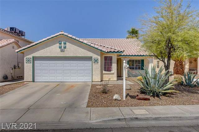 6364 Elderberry Wine Avenue, Las Vegas, NV 89142 (MLS #2282843) :: Signature Real Estate Group