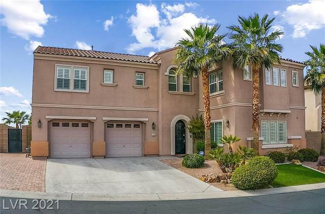 2789 Rosenhearty Drive, Henderson, NV 89044 (MLS #2282861) :: Signature Real Estate Group