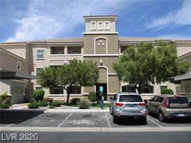 8777 Maule Avenue #2100, Las Vegas, NV 89148 (MLS #2282873) :: Vestuto Realty Group