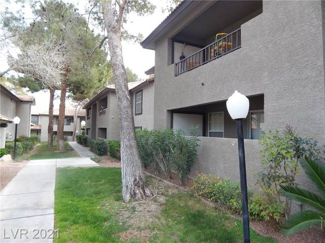 2606 Durango Drive #283, Las Vegas, NV 89117 (MLS #2282889) :: Signature Real Estate Group