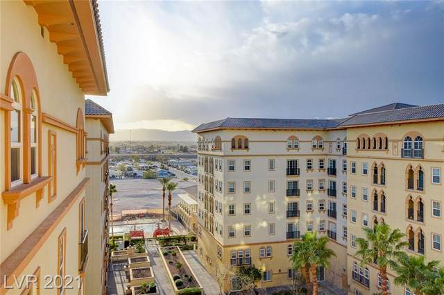 2405 Serene Avenue #934, Las Vegas, NV 89123 (MLS #2282897) :: Signature Real Estate Group