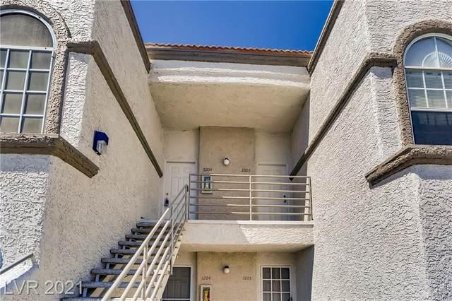 3150 Soft Breezes Drive #2204, Las Vegas, NV 89128 (MLS #2282925) :: Signature Real Estate Group
