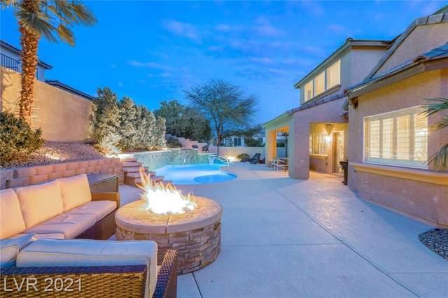 11448 Via Spiga Drive, Las Vegas, NV 89138 (MLS #2282933) :: Signature Real Estate Group