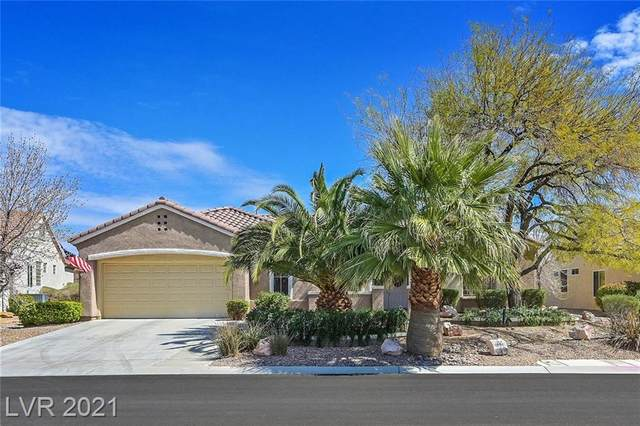 1894 Morganton Drive, Henderson, NV 89052 (MLS #2282938) :: Signature Real Estate Group