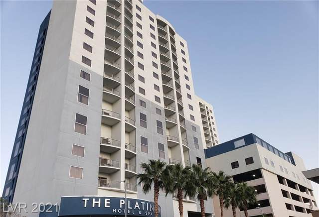 211 Flamingo Road #1115, Las Vegas, NV 89169 (MLS #2282947) :: The Perna Group
