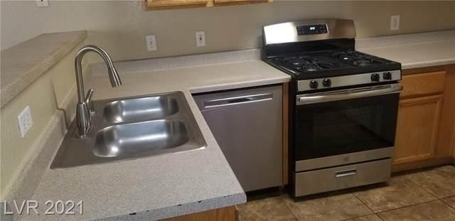 4730 Craig Road #1118, Las Vegas, NV 89115 (MLS #2282960) :: Signature Real Estate Group