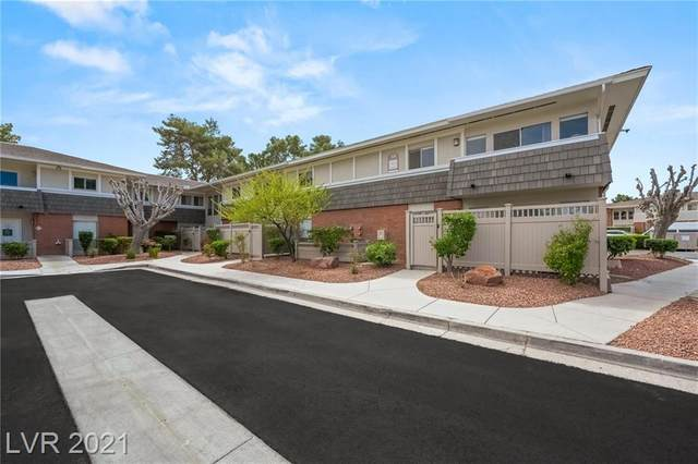 2854 Geary Place #3820, Las Vegas, NV 89109 (MLS #2282962) :: Signature Real Estate Group