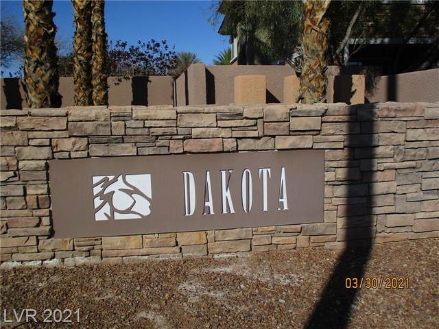 701 Peachy Canyon Circle #204, Las Vegas, NV 89144 (MLS #2282974) :: Signature Real Estate Group