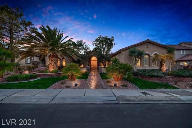 10749 Fairfield Avenue, Las Vegas, NV 89183 (MLS #2282978) :: Signature Real Estate Group