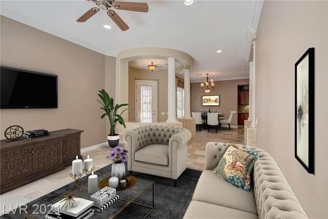 11529 Bohemian Forest Avenue, Las Vegas, NV 89138 (MLS #2283012) :: Signature Real Estate Group