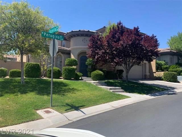 11381 Perugino Drive, Las Vegas, NV 89138 (MLS #2283015) :: Custom Fit Real Estate Group