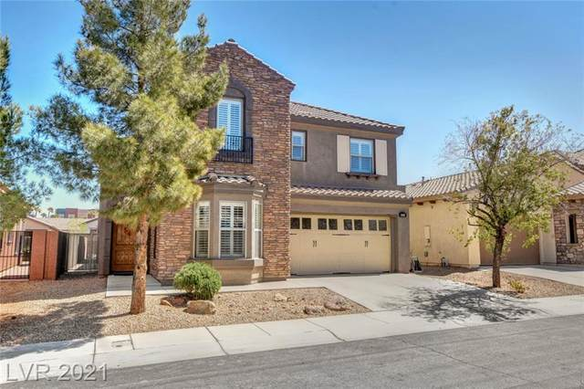 1036 Via Canale Drive, Henderson, NV 89011 (MLS #2283057) :: Signature Real Estate Group