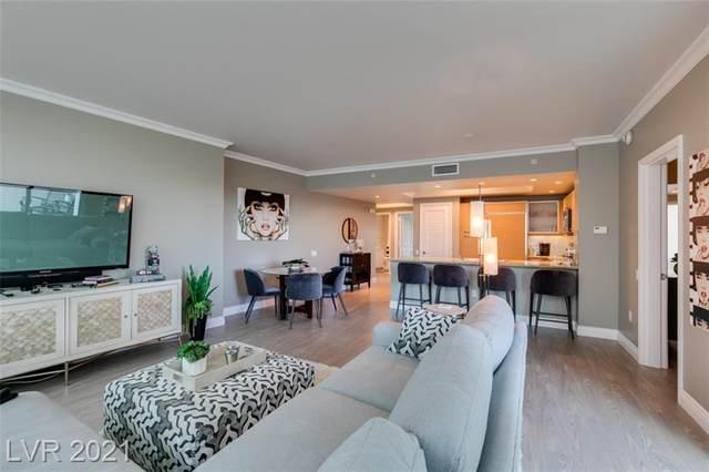 322 Karen Avenue #202, Las Vegas, NV 89109 (MLS #2283080) :: The Mark Wiley Group | Keller Williams Realty SW