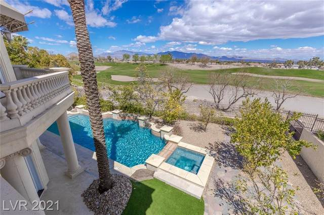 800 Canyon Greens Drive, Las Vegas, NV 89144 (MLS #2283085) :: Signature Real Estate Group
