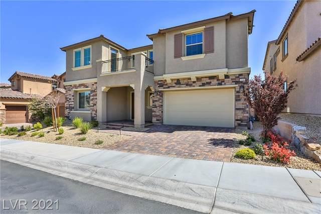 1146 Pandora Canyon Street, Henderson, NV 89052 (MLS #2283089) :: Signature Real Estate Group
