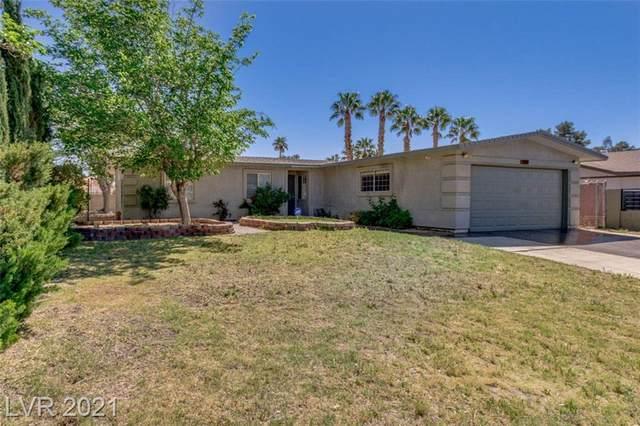 329 Redstone Street, Las Vegas, NV 89145 (MLS #2283090) :: Vestuto Realty Group