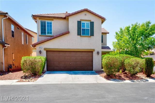 2677 Begonia Valley Avenue, Henderson, NV 89074 (MLS #2283093) :: Signature Real Estate Group