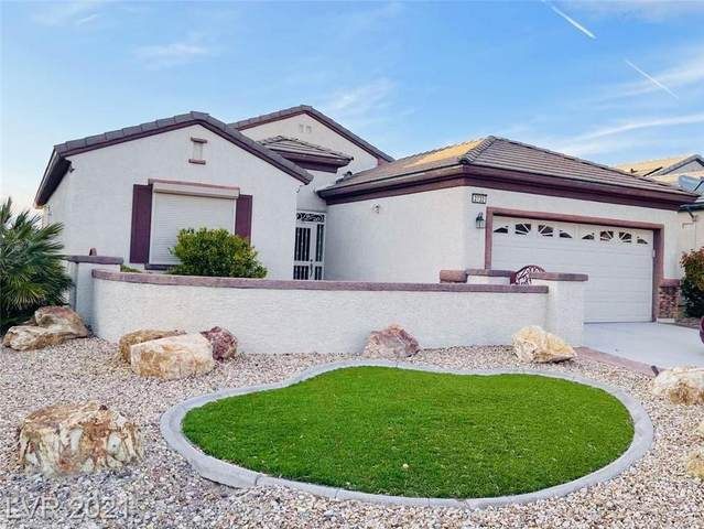 2732 Solar Flare Lane, Henderson, NV 89044 (MLS #2283108) :: Vestuto Realty Group