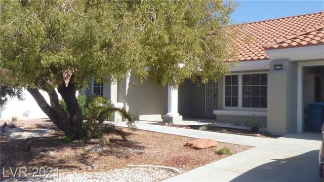 8509 Gull Drive, Las Vegas, NV 89134 (MLS #2283143) :: Vestuto Realty Group