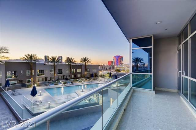 4525 Dean Martin Drive #306, Las Vegas, NV 89103 (MLS #2283149) :: Custom Fit Real Estate Group