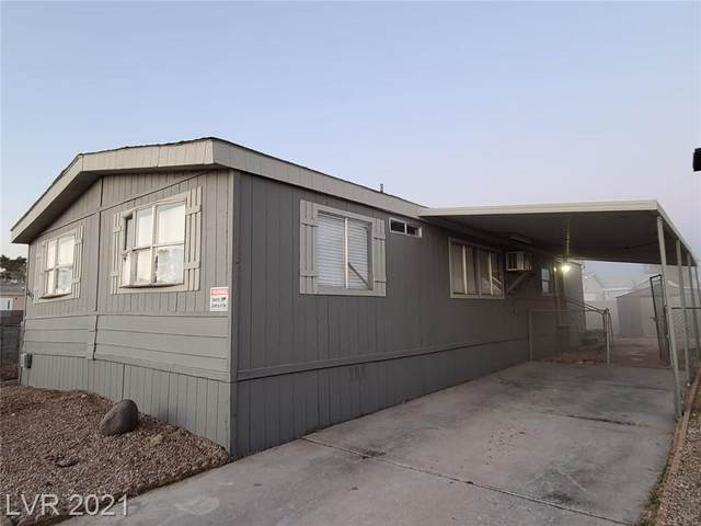 3442 Death Valley Drive, Las Vegas, NV 89122 (MLS #2283191) :: Signature Real Estate Group