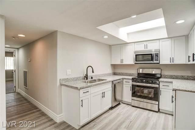 3310 Heritage Place, Las Vegas, NV 89121 (MLS #2283233) :: Signature Real Estate Group