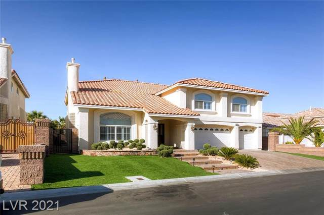 6244 Mighty Flotilla Avenue, Las Vegas, NV 89139 (MLS #2283235) :: Custom Fit Real Estate Group