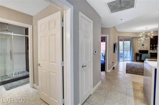 91 Agate Avenue #204, Las Vegas, NV 89123 (MLS #2283257) :: Signature Real Estate Group