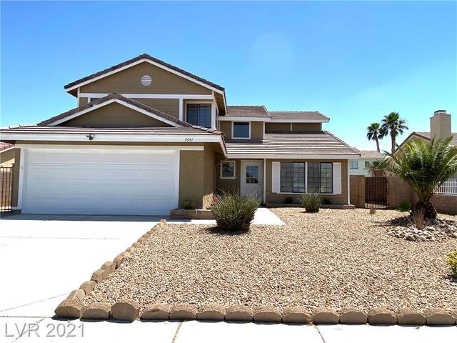 7641 Keating Circle, Las Vegas, NV 89147 (MLS #2283301) :: Signature Real Estate Group