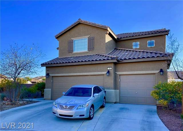 193 Bear Cove Terrace, Henderson, NV 89011 (MLS #2283308) :: Jeffrey Sabel