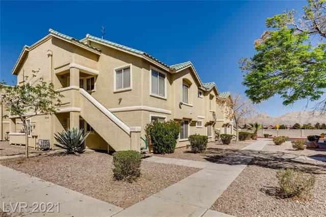 1421 Linnbaker Lane #101, Las Vegas, NV 89110 (MLS #2283310) :: Signature Real Estate Group