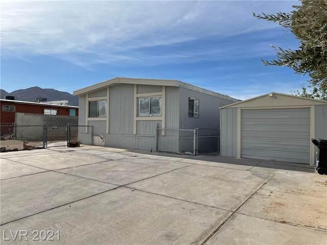 6185 Castlemont Avenue, Las Vegas, NV 89156 (MLS #2283329) :: Signature Real Estate Group