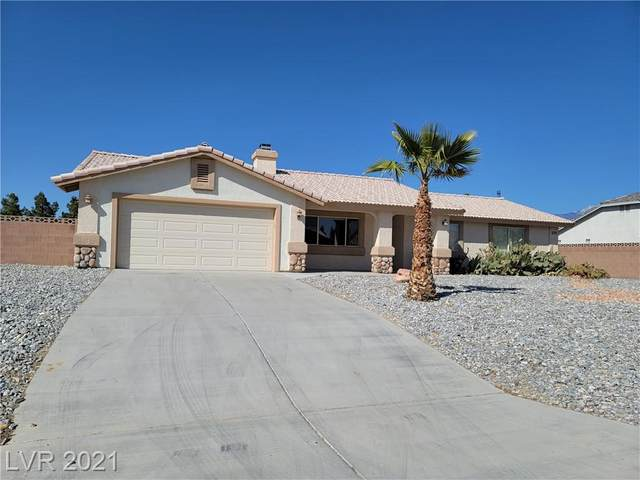 5820 Doubletree Road, Pahrump, NV 89061 (MLS #2283332) :: Custom Fit Real Estate Group