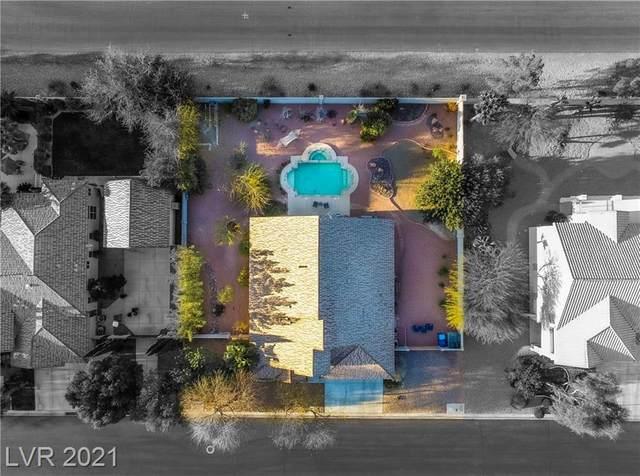 6576 Water Crossing Avenue, Las Vegas, NV 89131 (MLS #2283340) :: Jeffrey Sabel