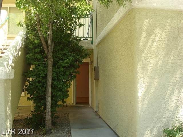 1570 Jamielinn Lane #103, Las Vegas, NV 89110 (MLS #2283351) :: Signature Real Estate Group