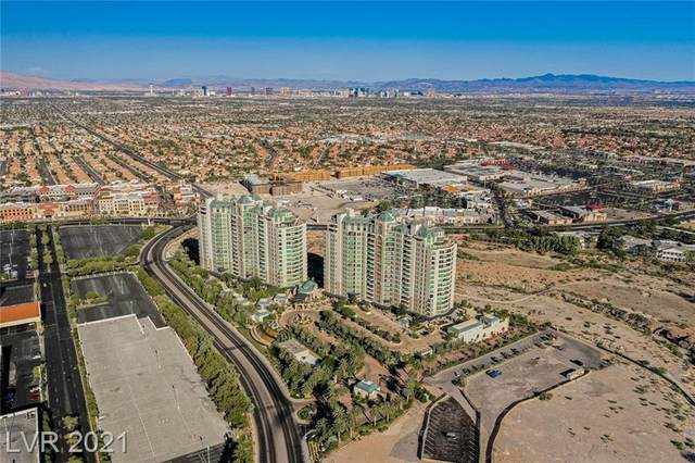 9101 Alta Drive #401, Las Vegas, NV 89145 (MLS #2283377) :: Vestuto Realty Group