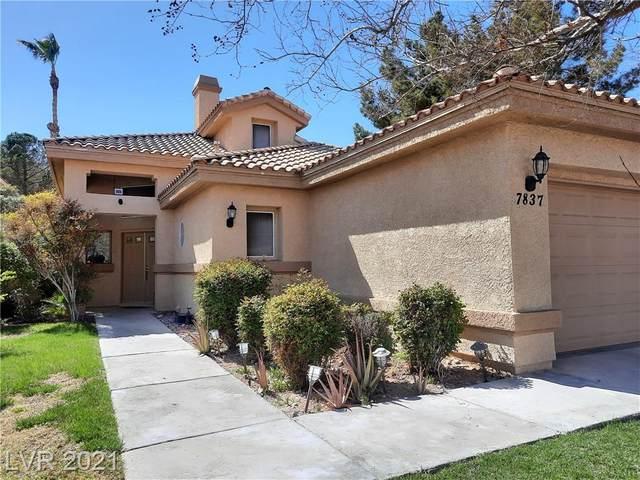 7837 Sea Rock Road, Las Vegas, NV 89128 (MLS #2283379) :: The Mark Wiley Group | Keller Williams Realty SW