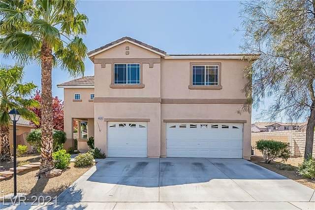 8929 Wind Warrior Avenue, Las Vegas, NV 89143 (MLS #2283395) :: Signature Real Estate Group