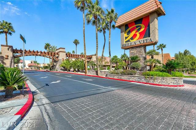 5404 River Glen Drive #358, Las Vegas, NV 89103 (MLS #2283406) :: Custom Fit Real Estate Group