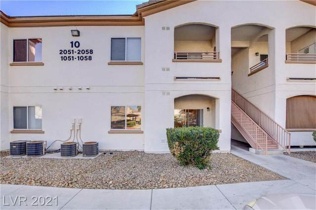 5650 Sahara Avenue #1052, Las Vegas, NV 89142 (MLS #2283424) :: Signature Real Estate Group