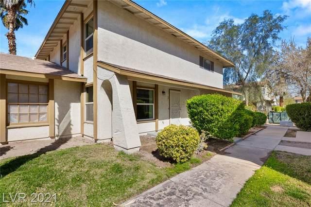 1522 Dorothy Avenue #2, Las Vegas, NV 89119 (MLS #2283432) :: Billy OKeefe | Berkshire Hathaway HomeServices