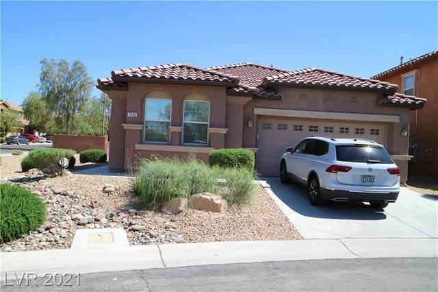 7285 Charreado Court, Las Vegas, NV 89179 (MLS #2283439) :: Lindstrom Radcliffe Group