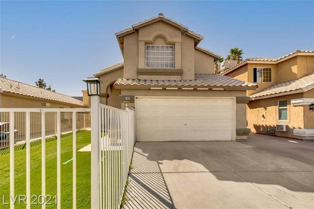 2435 Sunset Peak Street, Las Vegas, NV 89142 (MLS #2283443) :: Signature Real Estate Group
